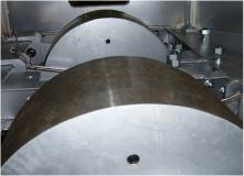 車輪状のローラー